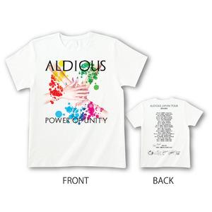 「Aldious Japan Tour 2015-2016」 ツアーファイナル記念Tシャツ