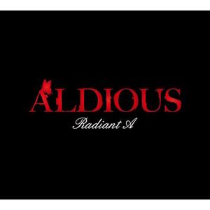 Aldious「Radiant A」通常盤(CD)