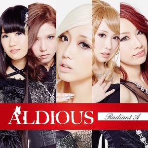 Aldious「Radiant A」DVD付限定盤(CD+DVD)