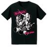 Aldious LIVE 2016 Tシャツ (ブラック×ピンク)