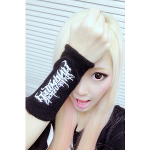 Aldious ロングリストバンド (Unlimited Diffusion)