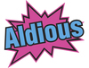 Aldious ラバーキーホルダー