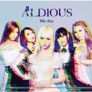 Aldious『We Are』LPレコード【完全限定アナログ盤1】