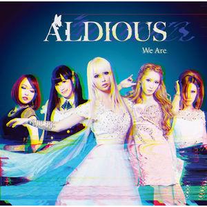 Aldious『We Are』LPレコード【完全限定アナログ盤2】