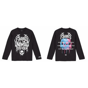"""Unlimited Diffusion Tour"" ファイナル記念ロングTシャツ"