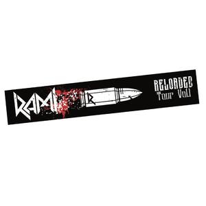 【最終セール】RAMI ツアータオル (Reloaded Tour Vol.1)