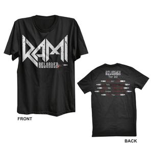 RAMI ツアーTシャツ (Reloaded Tour Vol.1)