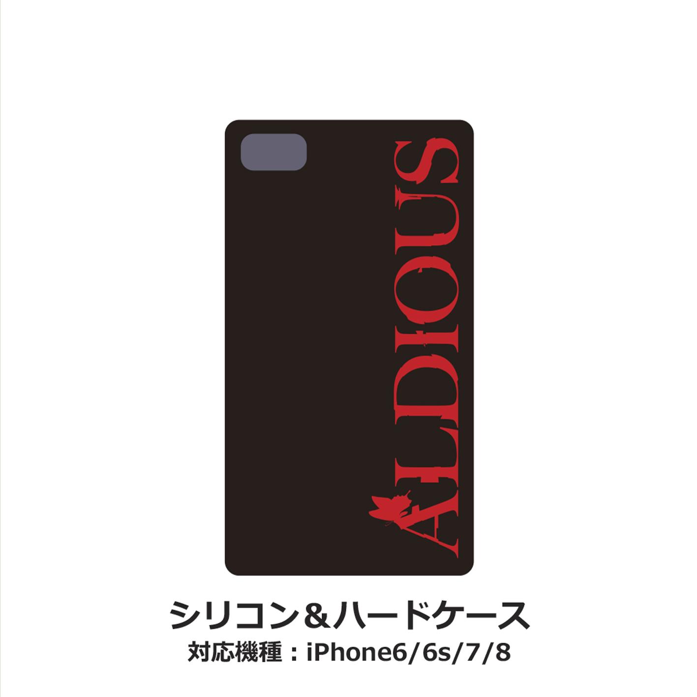 Aldious スマホケース(シリコン&ハード)