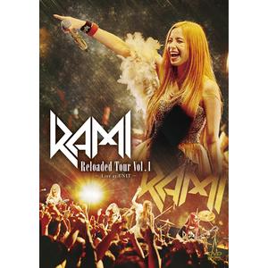 2ndライヴDVD 『Reloaded Tour Vol.1』【オフィシャル・ウェブサイト限定盤】