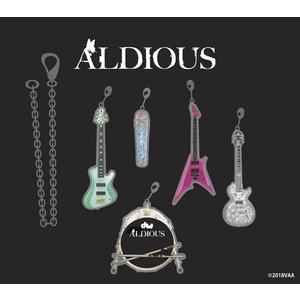 Aldious メタルチャームセット ※11月第1週に再々入荷します。