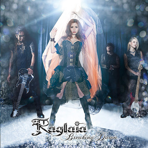 Raglaia「Breaking Dawn 」生写真付通常盤(CD+生写真)