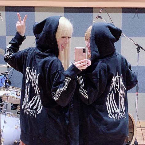 """""""Monster"""" 刺繍パーカー【12/26(土)お昼12時~セール開始】"""
