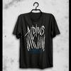 """Monster"" Tシャツ (ブラック&限定カラー:チャコール)"