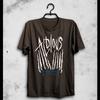 """""""Monster"""" Tシャツ (ブラック&限定カラー:チャコール)【セール】"""