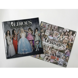 "Aldious ツアーパンフレット Aldious Tour 2018 ""We Are"" ~Final~"