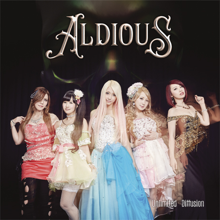 Aldious『Unlimited Diffusion』CD【通常盤】