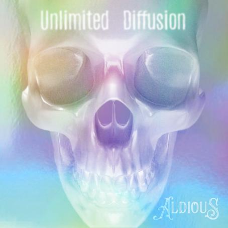 【50パーセントOFF】Aldious 6thアルバム『Unlimited Diffusion』DVD付き限定盤(CD+DVD)