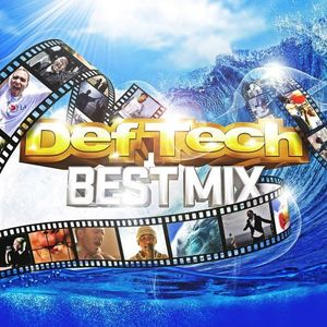 DefTech「BEST MIX 」(CD+DVD)