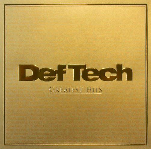 DefTech「GREATEST HITS - 通常盤」CD