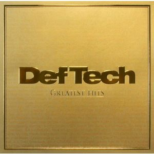 DefTech「GREATEST HITS - 通常盤」CD