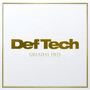 DefTech 「GREATEST HITS - 限定盤」(CD+DVD)