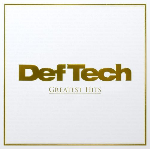 DefTech 「GREATEST HITS - 限定盤」(CD+DVD)