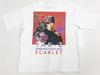 TAK-Z T-shirt -SCARLET- (WHITE)