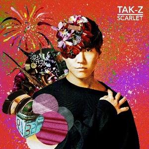 TAK-Z「SCARLET」CD