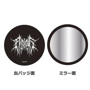 Aldious 缶バッジミラー【12/26(土)お昼12時~セール開始】