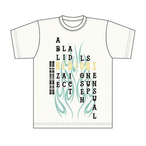 Ablaze (アブレイズ) Tシャツ (Yoshiデザイン監修)