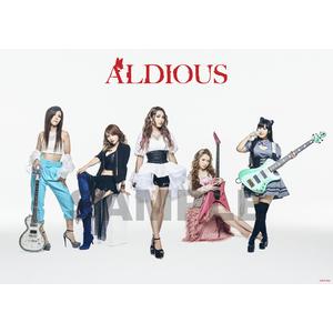 Aldious 2019年ポスター (PP加工)
