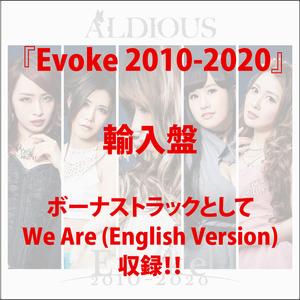 【輸入盤CD】Aldious『Evoke 2010-2020』