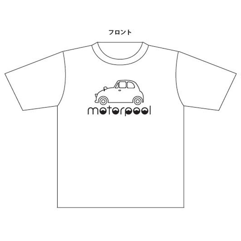 "motorpool Tシャツ ""jalopy"""