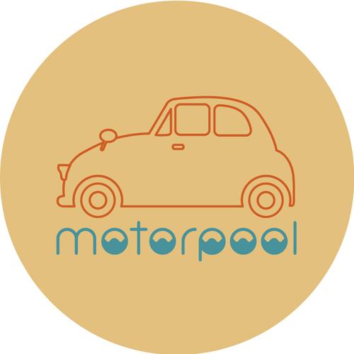 """motorpool 缶バッジ """"jalopy"""" -Cセット-"""
