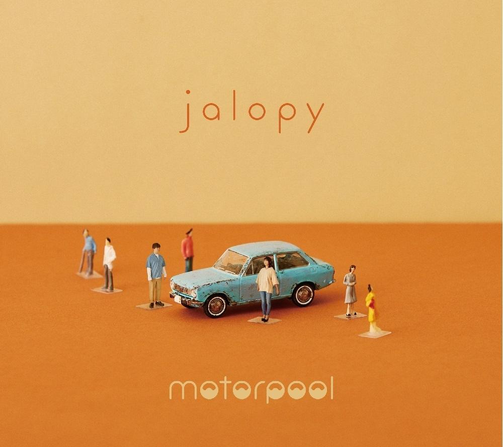 motorpool 『jalopy』(CD)