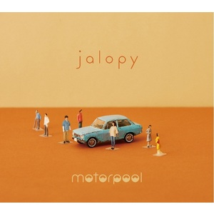 motorpool 『jalopy』(CD)