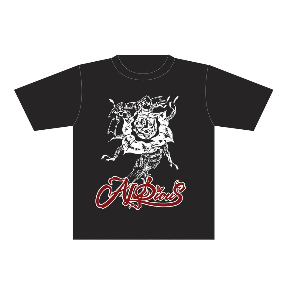 "Aldious Tour 2020 ""Unlash"" ツアーTシャツ"