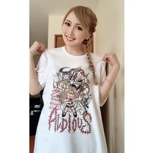トキデザインTシャツ ※こちらはホワイトのみ予約受付となります。