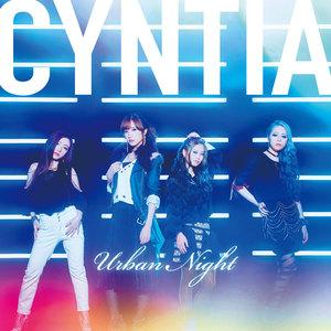 【50パーセントOFF】CYNTIA 5thアルバム『Urban Night』通常盤(CD)