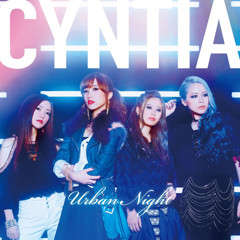 【43パーセントOFF】CYNTIA 5thアルバム『Urban Night』限定盤(CD+DVD)