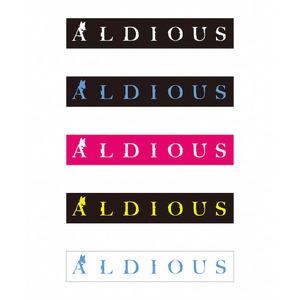 Aldious・マフラータオル (ニュー・ロゴ)