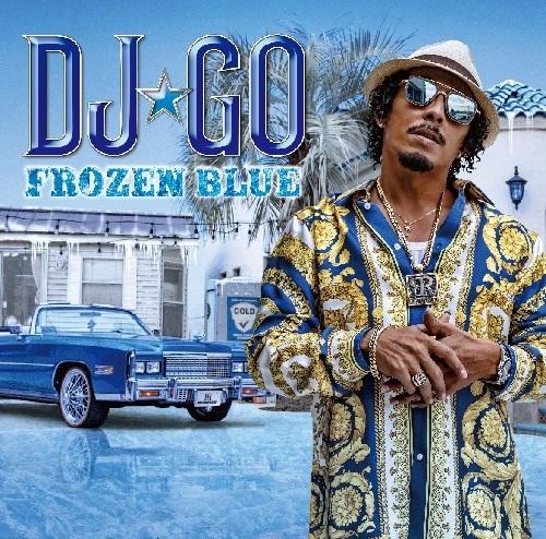 DJ☆GO『Frozen Blue』(CD / VAA STORE限定 DJ☆GO 直筆サイン入りカード付き) ※予約商品