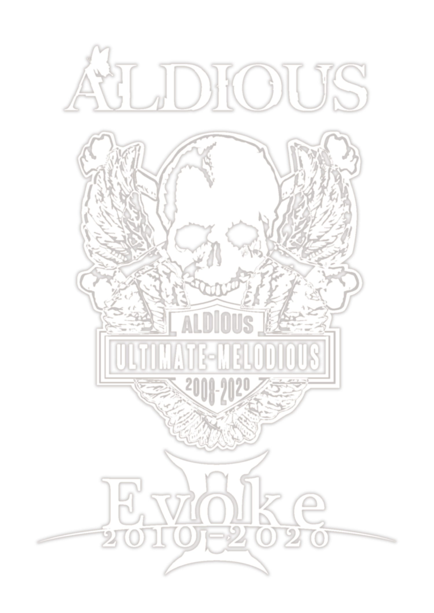 8thアルバム『EvokeⅡ 2010-2020』【オフィシャル・ウェブサイト限定プレミア盤】(4CD+DVD)