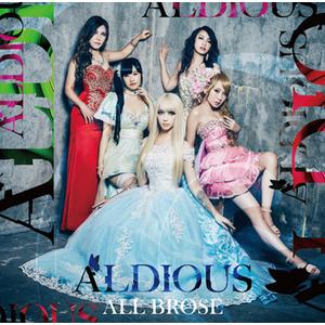 【50パーセントOFF】Aldious 2ndミニアルバム『ALL BROSE』通常盤(CD)