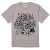 トキデザインTシャツ(2020 Winter Version)※アッシュのM&Lサイズ追加生産分が入荷しました!