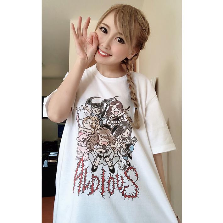トキデザインTシャツ