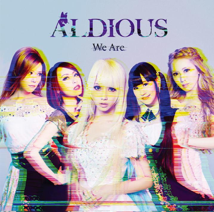 【53パーセントOFF】Aldious『We Are』LPレコード【完全限定アナログ盤1】※全9曲入りのCD付属