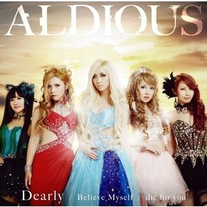 【50パーセントOFF】Aldious6thシングル『dieforyou/Dearly/BelieveMyself』ミニフォトブック付限定盤C(CD)